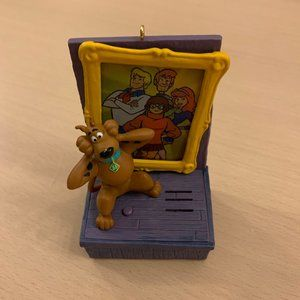 Jeepers! It's the Creeper! - Scooby-Doo Ornament